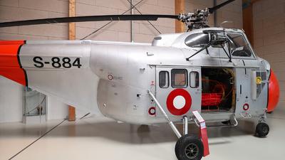 S-884 - Sikorsky S-55 - Denmark - Air Force