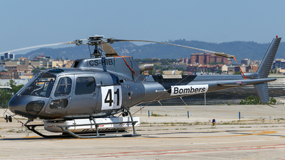 CS-HIB - Eurocopter AS 350B3 Ecureuil - Private
