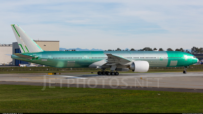 N5028Y - Boeing 777-35EER - Boeing Company
