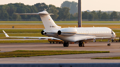 D-ARKO - Bombardier BD-700-1A10 Global Express XRS - K5 Aviation