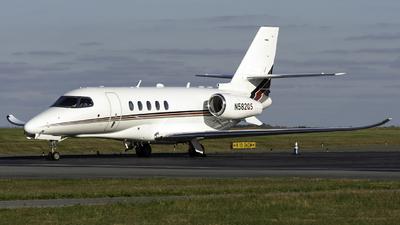 N582QS - Cessna Citation Latitude - NetJets Aviation