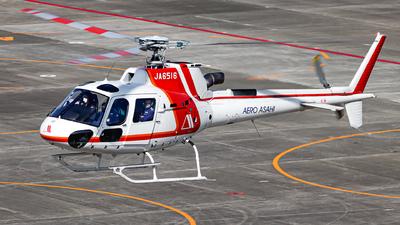 JA6516 - Airbus Helicopters H125 - Aero Asahi
