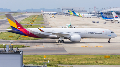 HL7578 - Airbus A350-941 - Asiana Airlines