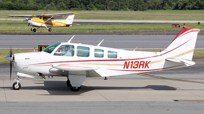 N13RK - Beechcraft A36 Bonanza - Private