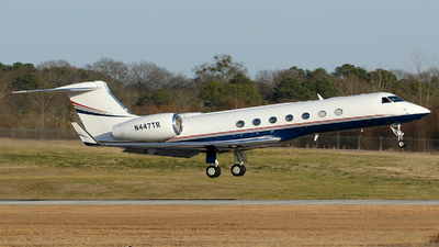 N447TR - Gulfstream G550 - Private
