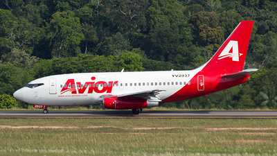 YV2937 - Boeing 737-2Y5(Adv) - Avior Airlines