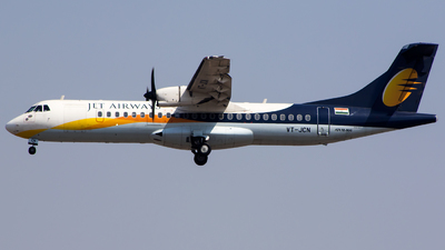 VT-JCN - ATR 72-212A(500) - Jet Airways Konnect