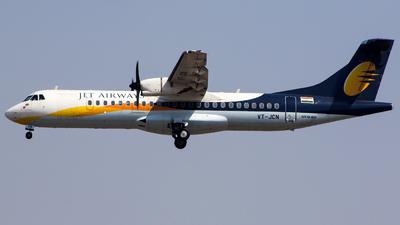 A picture of VTJCN - ATR 72500 - [0825] - © Janam Parikh