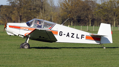G-AZLF - Jodel D120 Paris-Nice - Private