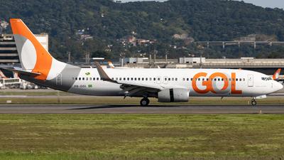 A picture of PRGGL - Boeing 7378EH - GOL Linhas Aereas - © Felipe Oliveira - oliver_spotting
