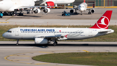 A picture of TCJPI - Airbus A320232 - Turkish Airlines - © Kuzey Alan
