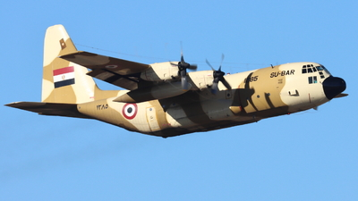 1285 - Lockheed C-130H Hercules - Egypt - Air Force