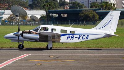 A picture of PRKCA - Piper 34220T Seneca - [3449467] - © Leandro Luiz Pilch