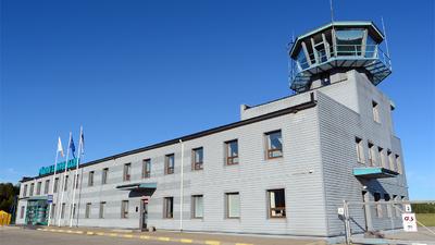 EEPU - Airport - Terminal