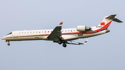 B-4068 - Bombardier CL-600-2C10 Challenger 870 - China - Air Force