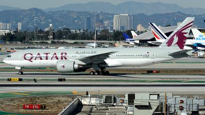 A7-BBA - Boeing 777-2DZLR - Qatar Airways