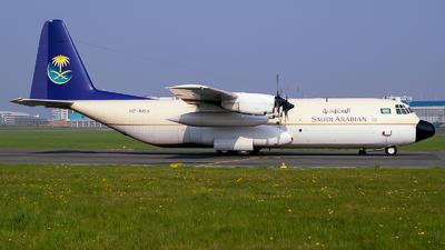 HZ-MS9 - Lockheed L-100-30 Hercules - Saudi Arabian Airlines