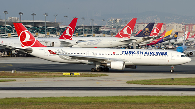 TC-LND - Airbus A330-303 - Turkish Airlines