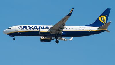 EI-EVJ - Boeing 737-8AS - Ryanair