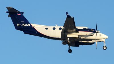 G-JMAW - Beechcraft B200GT Super King Air - Private