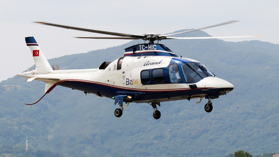 TC-HIC - Agusta-Westland AW-109SP GrandNew - Big Air