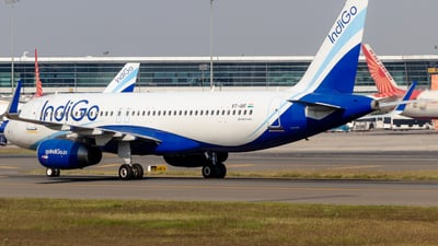 A picture of VTIAR - Airbus A320232 - IndiGo - © Jai Jaggi