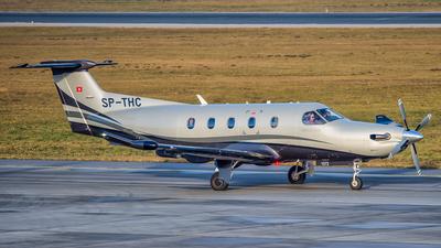 SP-THC - Pilatus PC-12/47E - Private