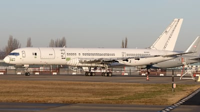 A picture of N314ST - Boeing 757225(PCF) - [22211] - © Kristóf Árvai