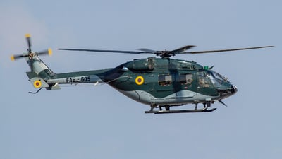 FAE605 - Hindustan Aeronautics ALH Dhruv - Ecuador - Air Force