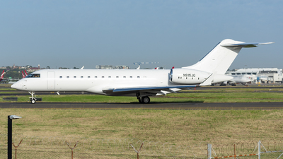 N915JG - Bombardier BD-700-1A10 Global Express - Private