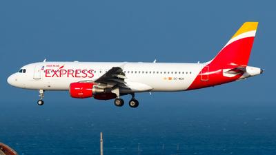 EC-MEH - Airbus A320-214 - Iberia Express
