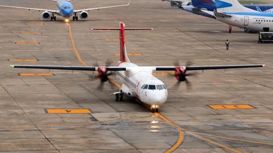 LV-GUH - ATR 72-212A(600) - Avianca