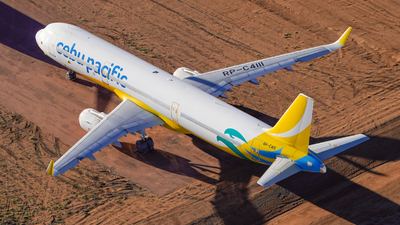 A picture of RPC4111 - Airbus A321211 - Cebu Pacific - © Yohane