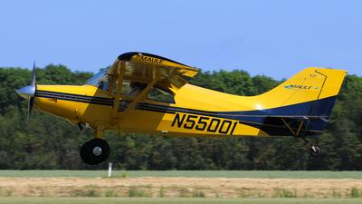N55001 - Maule MX-7-180 - Private