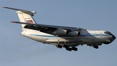 RA-78778 - Ilyushin IL-76MD - Russia - Air Force