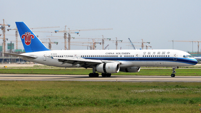 B-2835 - Boeing 757-236 - China Southern Airlines