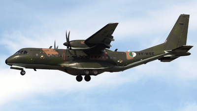 7T-WGE - CASA C-295 - Algeria - Air Force