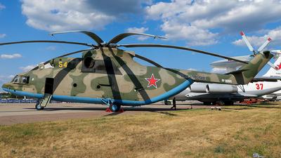 RF-06805 - Mil Mi-26 Halo - Russia - Air Force