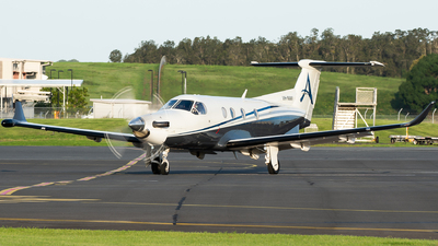 VH-NWI - Pilatus PC-12 - Private