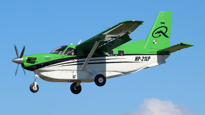 HP-21LP - Quest Aircraft Kodiak 100 - Private