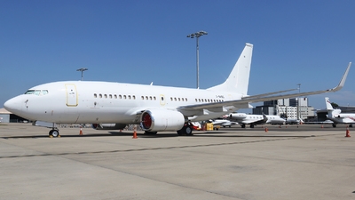 2-BASG - Boeing 737-73W(BBJ) - Private