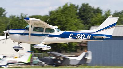C-GXLN - Cessna 172M Skyhawk - Private
