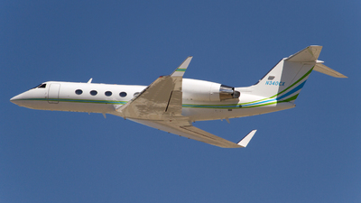 N340CX - Gulfstream G-IV - Private