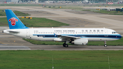 A picture of B1652 - Airbus A320232 - China Southern Airlines - © MICHAELWang