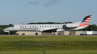A picture of N648AE - Embraer ERJ145LR - American Airlines - © DJ Reed - OPShots Photo Team