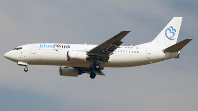 A picture of 9HNOA - Boeing 73733A - Bluebird Airways - © Michael Sender