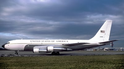 62-4126 - Boeing C-135B Stratolifter - United States - US Air Force (USAF)