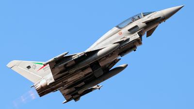 MMX-614 - Eurofighter Typhoon EF2000 - Alenia Aeronautica