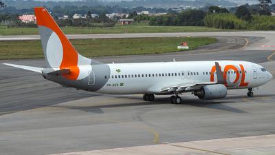 PR-GZE - Boeing 737-86J - GOL Linhas Aéreas
