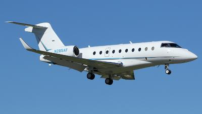 N285AF - Gulfstream G280 - Private